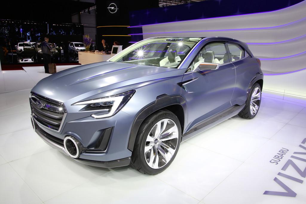 Subaru Viviv 2 Concept auf dem Genfer Automobil-Salon 2014