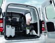 Das Platzangebot des Kastenwagens Citroen Berlingo Electric
