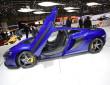 McLaren 650S auf dem Genfer Automobil-Salon 2014