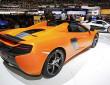 McLaren präsentiert den neuen 650S Spider auf Autosalon Genf 2014
