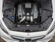Der 585 PS starke V8-Motor unter der Haube des Mercedes-Benz S63 AMG Coupé