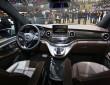 Mercedes-Benz V-Klasse mit reichlich Assistenzsystemen an Bord