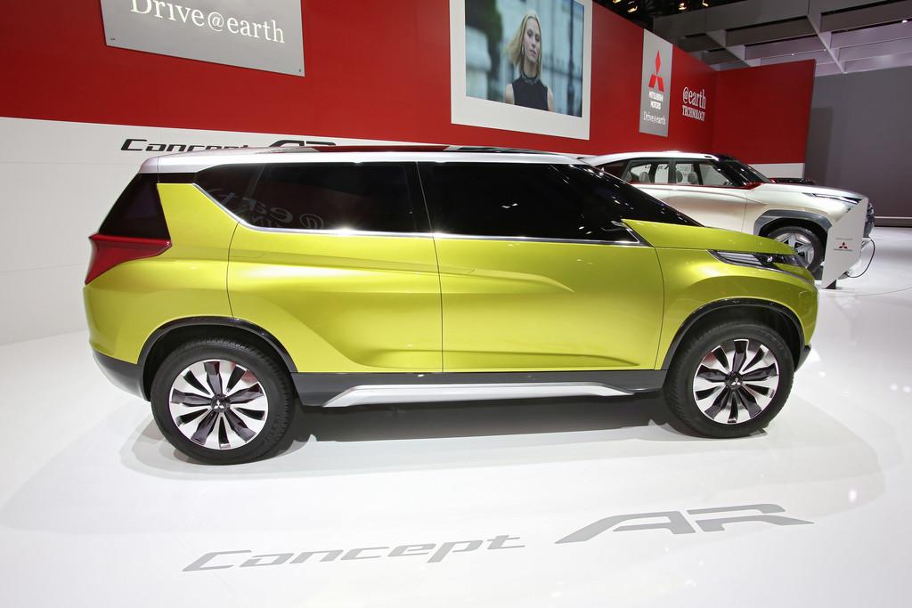 Mitsubishi zeigt Concept Car AR PHEV