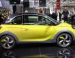 Opel präsentiert den neuen Adam Rocks auf Autosalon Genf 2014