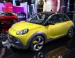Opel Adam Rocks auf dem Genfer Automobil-Salon 2014