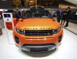 Die Frontpartie des Range Rover Evoque Autobiography