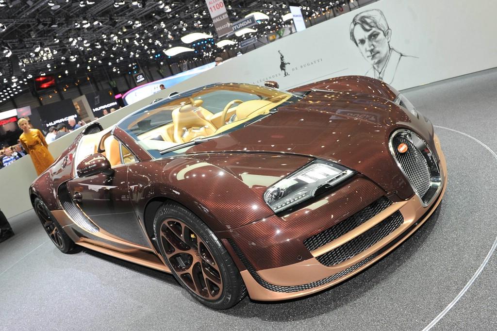 Der Vitesse Rembrandt Bugatti kostete 2,18 Mio. Euro