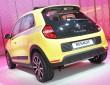 Die dritte Auflage des Renault Twingo hier in gelb und als Fünftürer
