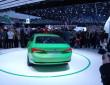 Skoda Vision C auf 2014er Genfer Autosalon