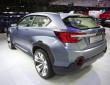 Subaru Viviv 2 Concept auf 2014er Genfer Autosalon