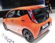 Auf der Automesse Genf zeigt Toyota seinen neuen Aygo