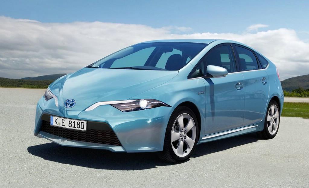 Die 4. Generation des Toyota Prius