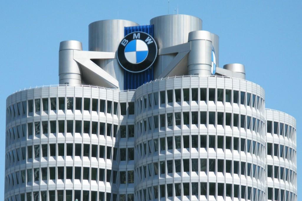 Vierzylinder BMW in München