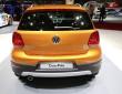 Volkswagen Cross Polo auf 2014er Genfer Autosalon