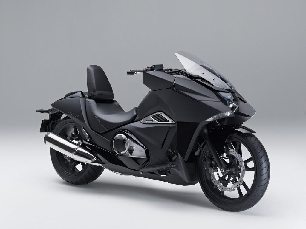 Das Honda Motorrad NM4 Vultus kommt 2014 auf den Markt