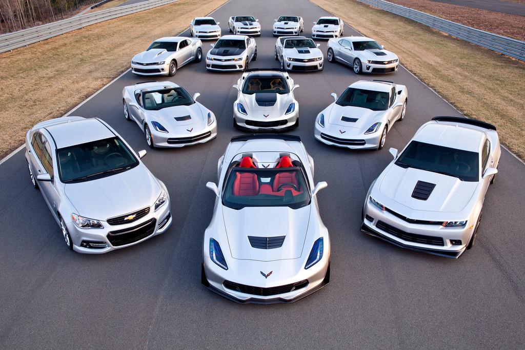 Viel PS unter den Hauben: Die Sportwagen von Chevrolet