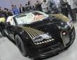 Bugatti Veyron Black Bess auf der Pekinger Automesse Auto China 2014