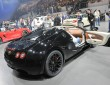 Bugatti Veyron Black Bess auf der Auto China 2014 in Peking