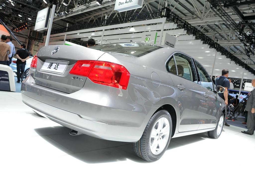 Der chinesische Volkswagen Jetta auf der Pekinger Motor Show 2014