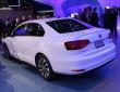 Der amerikanische Volkswagen Jetta auf der New Yorker Auto Show 2014
