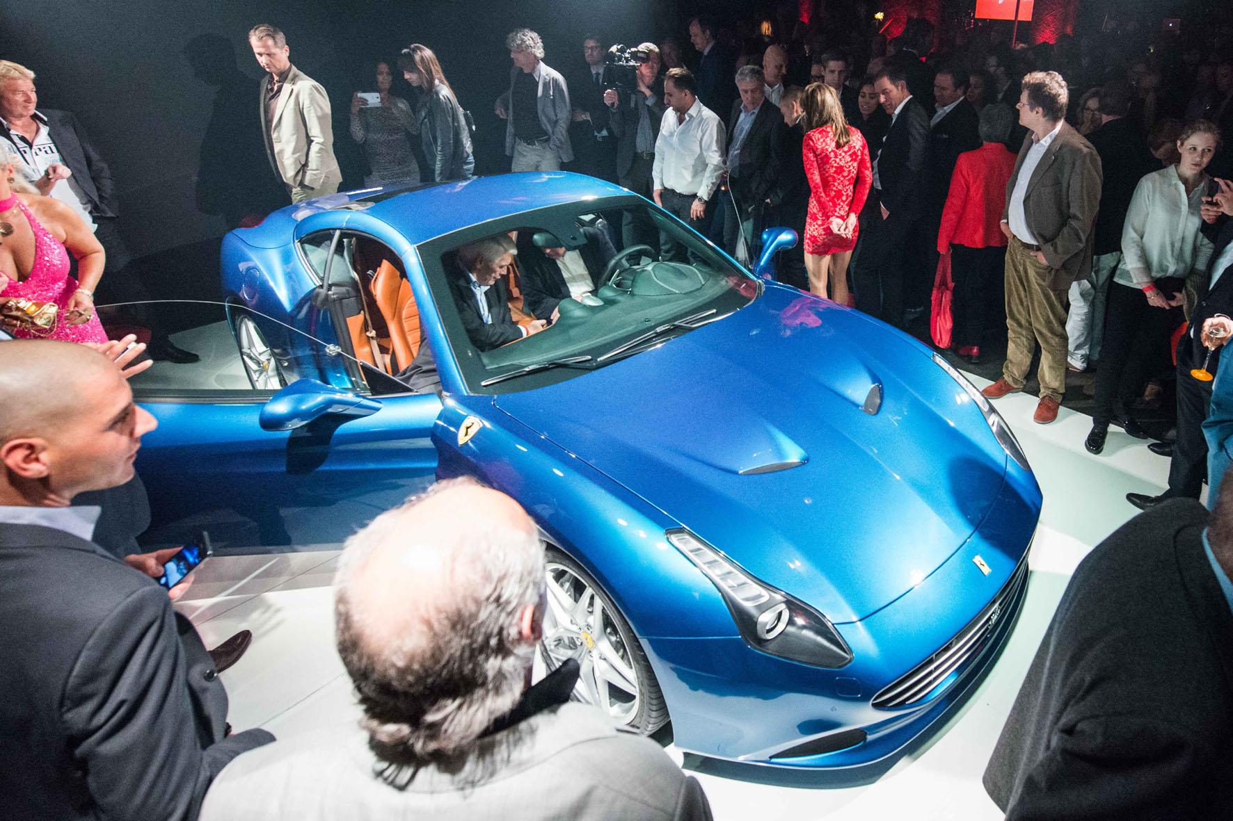 183.499 teurer Sportwagen Ferrari California T