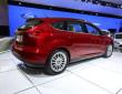 Ford Focus als Fünftürer auf der New York Motor Show 2014