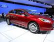 Ford Focus Fünftürer auf der New Yorker Auto Show 2014
