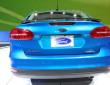 Der neue Ford Focus als Viertürer auf der 2014 New York Auto Show