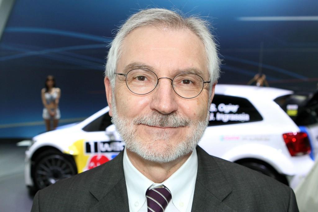 Hans Demant - Manager bei Volkswagen