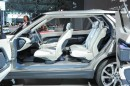 Land Rover Discovery Vision Concept auf New York Autoshow 2014