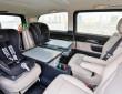 Einzelsitze, Klapptische des Mercedes-Benz V-Klasse