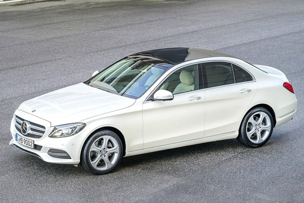 """Mercedes startet den Verkauf seiner neuen C-Klasse mit einer Sonderserie """"Edition 1"""""""