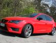 2014 Seat Leon Cupra 2.0 TSI in Ferrari-Rot
