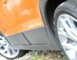 Die Räder des VW CrossPolo