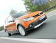 Die Frontpartie des 2014er VW CrossPolo