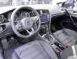 Das Cockpit des VW Golf SportWagen