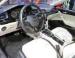 Das Interieur des VW New Midsize Coupé