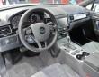 Der Innenraum des 2014er VW Touareg