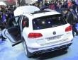 VWs neuer Touareg auf der Automobilmesse Peking