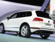 Volkswagen Touareg auf der Pekinger Automesse Auto China 2014