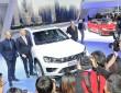 VW Touareg 2014 auf der Auto China 2014 in Peking
