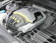 Der 400 PS starke 2.0 Liter Motor des VW Golf R 400