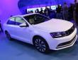 Der amerikanische Volkswagen Jetta auf der New York International Auto Show 2014