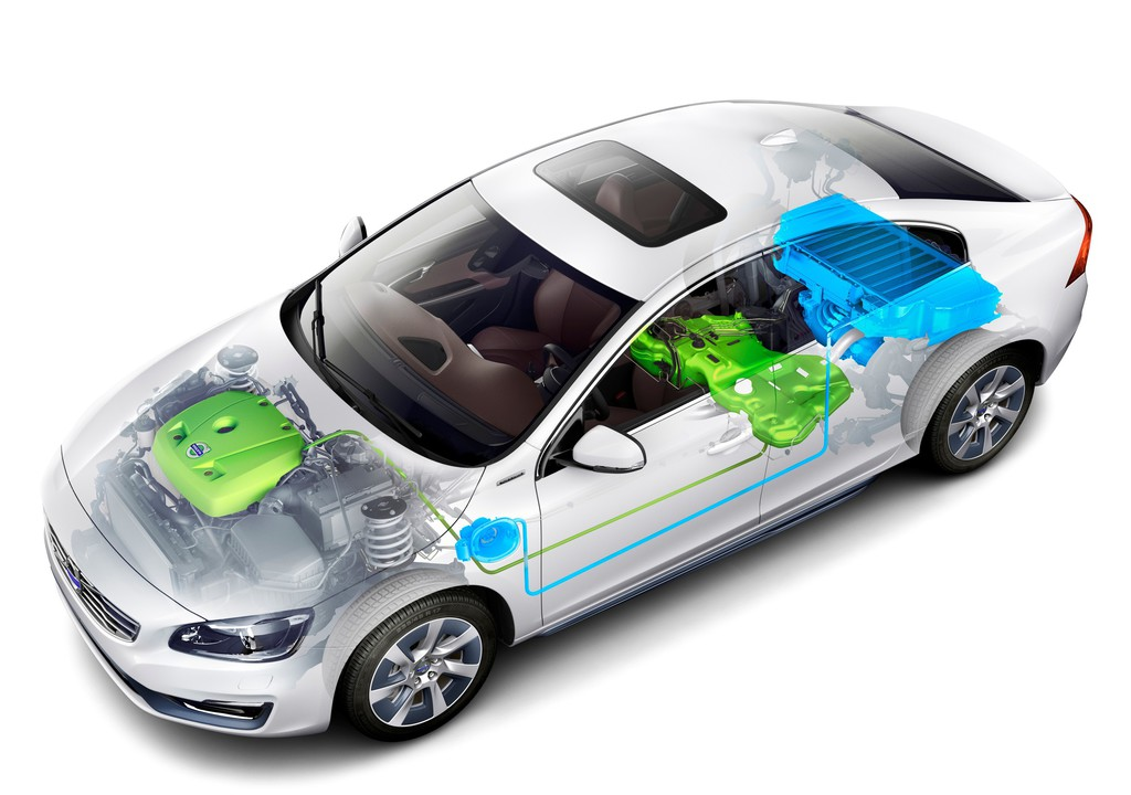 Den S60L Petrol Plug-in Hybrid wird Volvo erstmals auf der Auto China zeigen