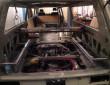 Restauration Stretch-Limousine auf Volkswagen T3
