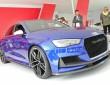 Der Audi A3 clubsport quatto concept beim GTI-Treffen am Wörthersee