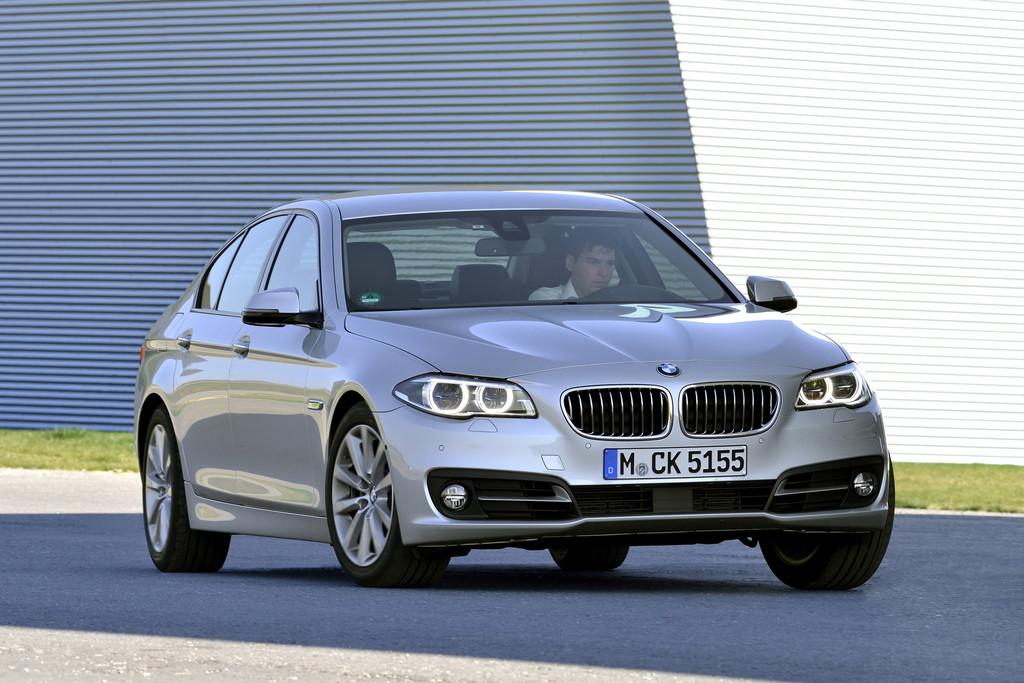 Obere Mittelklassemodell BMW 518d
