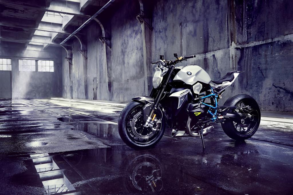 BMW Concept Roadster 2014 von BMW Motorrad