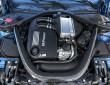 Unter der Haube des BMW M3 kommt ein 8-Zylinder Motor mit Bi-Turbo zum Einsatz