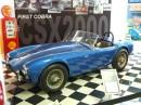 Carroll Shelbys erste Cobra: CSX 2000.